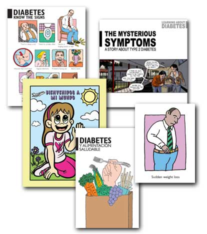 Contact learning About Diabetes